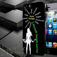 Looking For Alaska custom Case For iPhone 4/4s, iPhone 5/5S/5C, Samsung S3 i9300, Samsung S4 i9500 *rafidodolcasing*