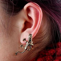 Dragon Baby Ear Cuff(Single, 1 Piercing)