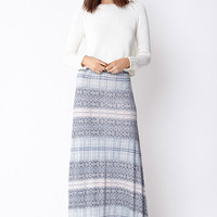 Well-Traveled Maxi Skirt
