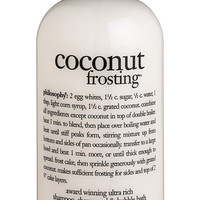 philosophy 'coconut frosting' shampoo, shower gel & bubble bath | Nordstrom
