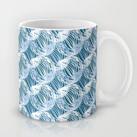 Lollipop Blueberry Mug by Anchobee