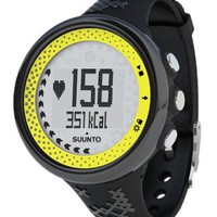 Suunto M5 Womans Wristop Heart Rate Monitor Watch with Movestick