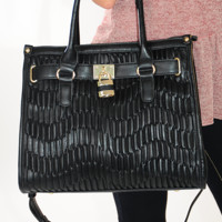Have It All Purse: Black | Hope's