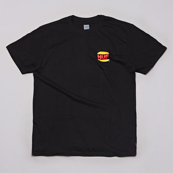 Flatspot - Huf DBC King T Shirt Black