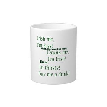A Little Drunk on St. Patrick's Day?