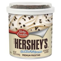 Betty Crocker Hershey's Cookies 'N Crème Frosting 16 oz