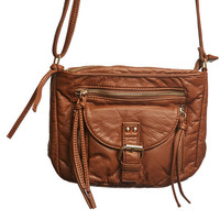 Medium Zip Crossbody Bag
