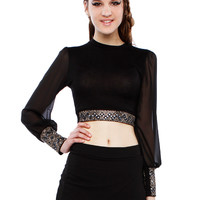 Papaya Clothing Online :: CROP TOP