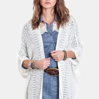 The Best Of Me Cocoon Cardigan