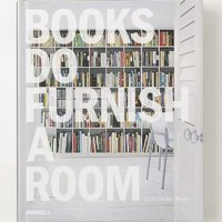 Books Do Furnish A Room - Anthropologie.com
