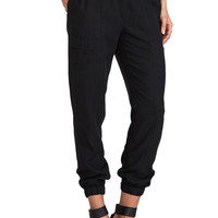 Soft Joie Darcell Pant in Caviar from REVOLVEclothing.com