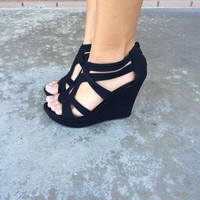 Black Hurst Wedges