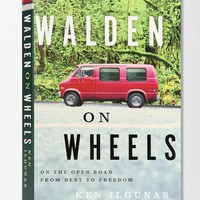 Walden On Wheels: On The Open Road From Debt To Freedom By Ken Ilgunas - Urban Outfitters