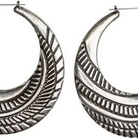 MALI LARGE HOOP EARRINGS