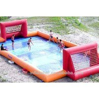 Source inflatable water sports games,inflatable water soccer field on m.alibaba.com