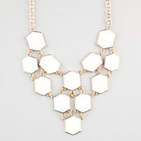 FULL TILT Hex Statement Necklace