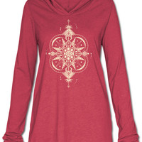 NEW! Celestial Yoga Hoody: Soul Flower Clothing