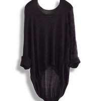 GALAXY BLACK BATWING