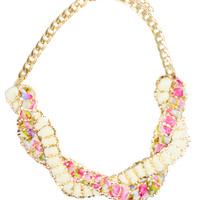 Coveted Garden Necklace