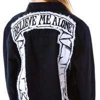 Believe Me Alone Jacket