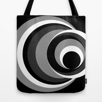 Simple Dots Series Tote Bag by Pop E. Carp