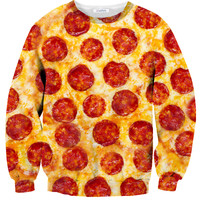 Party Pizza Sweater