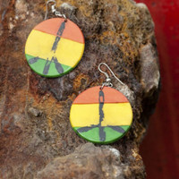 HAWAIIAN HIPPIE SOUL EARRINGS