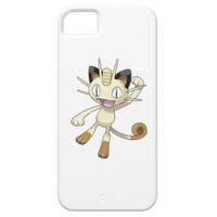Meowth iPhone 4 Case