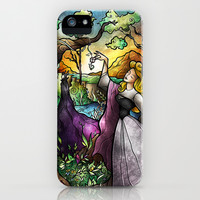 I know you... iPhone & iPod Case by Mandie Manzano