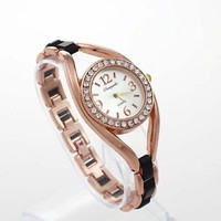 Womens Rosegold-tone Watch