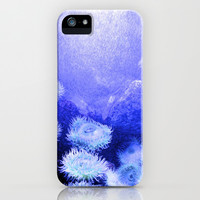 under the sea iPhone & iPod Case by Sari Klein