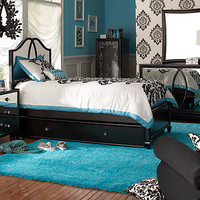 Disney Shake It Up 5 Pc Twin Oval Bedroom