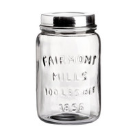 Glass Jar - from H&M