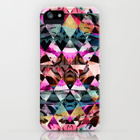 Wild Mix #6 iPhone & iPod Case by Ornaart
