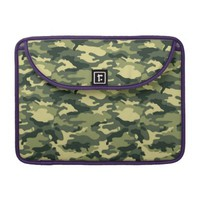 Hunting Camouflage Pattern Macbook Pro Sleeve
