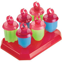 RING POP JEWEL POPSICLE MOLDS - TOVOLO