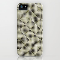 Geometric Background Pattern iPhone & iPod Case by Danflcreativo