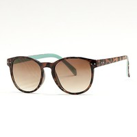 Women's Tort Sunglassesin Brown