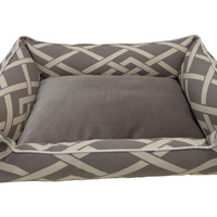 Point Chill Pet Bed, GrayJITI