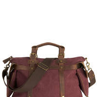 In the Event of Adventure Bag in Cabernet | Mod Retro Vintage Bags | ModCloth.com