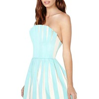Nasty Gal Sweet Pleat Dress