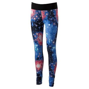 Pink Republic Printed Leggings - Juniors