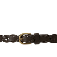 Prairie Girl Braided Belt