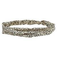 Cheetah Print Headband