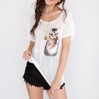 Pocketful of Cuteness Tee