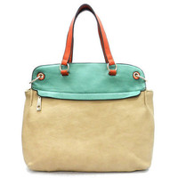 Pree Brulee - Limited Edition Camel Hue Mint Handbag