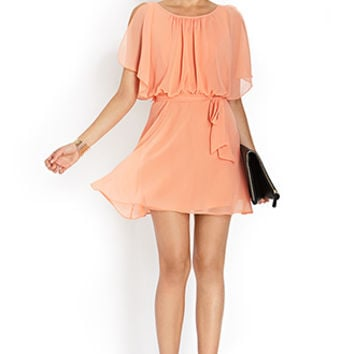 Flirty Femme Flounce Dress
