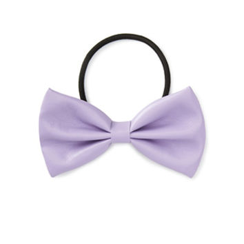 Refined Bow Hair Tie