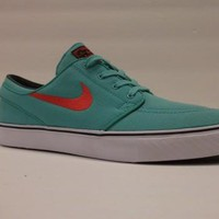 Permanent Vacation Skate & Surf Shop | Nike Sb Janoski Crystal/Mint Call for details