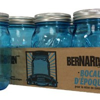Ball Heritage Mason Jars - 500 mL - Blue